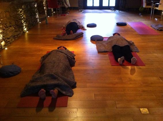 Stage yoga & théâtre – 30 juillet au 6 août 2016 – Germ (65)