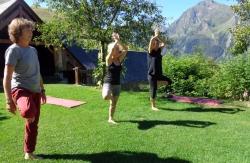 Stage yoga & théâtre - 30 juillet au 6 août 2016 - Germ (65)
