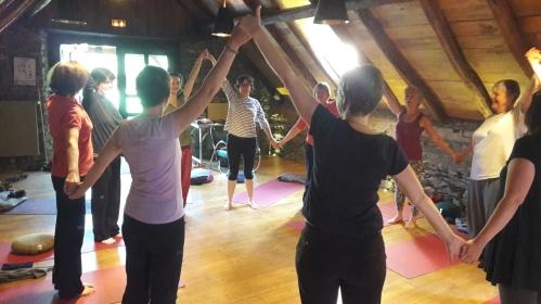 Stage yoga & voix - 20 au 26 août 2017 - Germ (65)