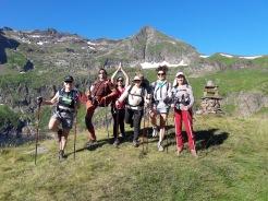 Séjour randoyoga - 27 au 30 juillet 2018 - Étang d'Araing (Pyrénées ariégeoises)