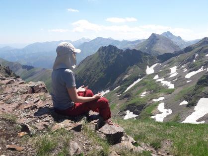 Séjour randoyoga – 27 au 30 juillet 2018 – Étang d'Araing (Pyrénées ariégeoises)
