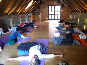 Stage yoga & voix - 19 au 25 août 2018 - Germ (65)