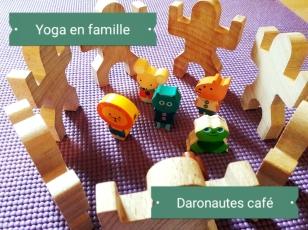 Yoga enfants Daronautes