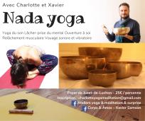 Nada yoga Juzet - 24 novembre 2019