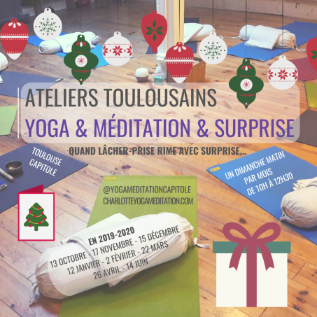 Noel_Ateliers Yoga surprenants Toulouse