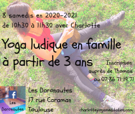 Yoga famille Toulouse